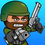 Mini Militia - Doodle Army 2 مهكرة للاندرويد