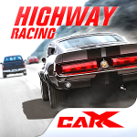 تحميل لعبة CarX Highway Racing مهكرة