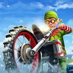 لعبة Trials Frontier مهكرة
