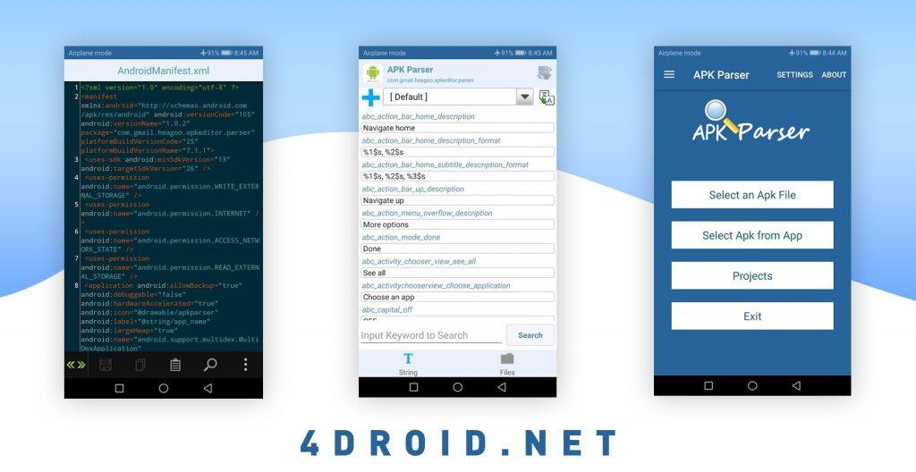 تحميل تطبيق APK Editor Pro المدفوع