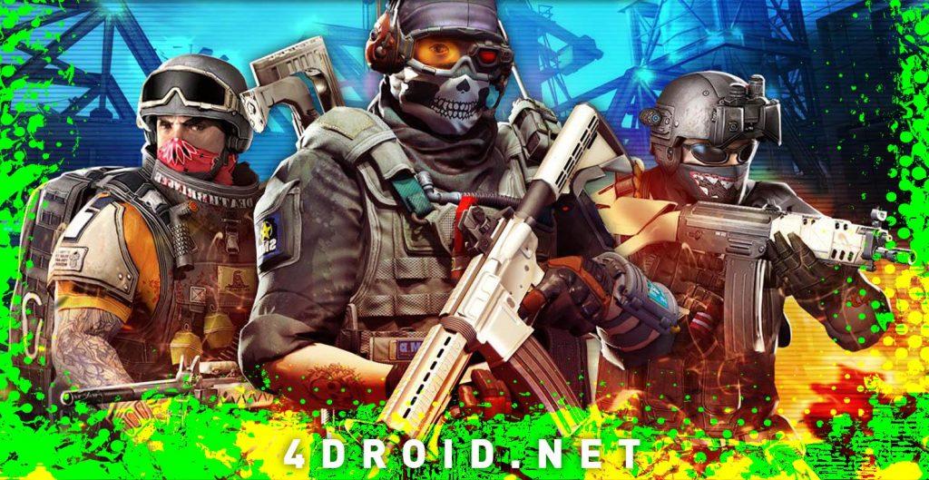تحميل Frontline Commando 2 مهكرة