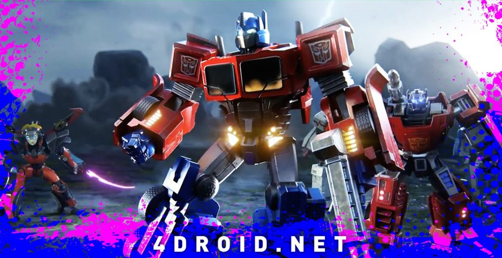 TRANSFORMERS: Forged to Fight مهكرة