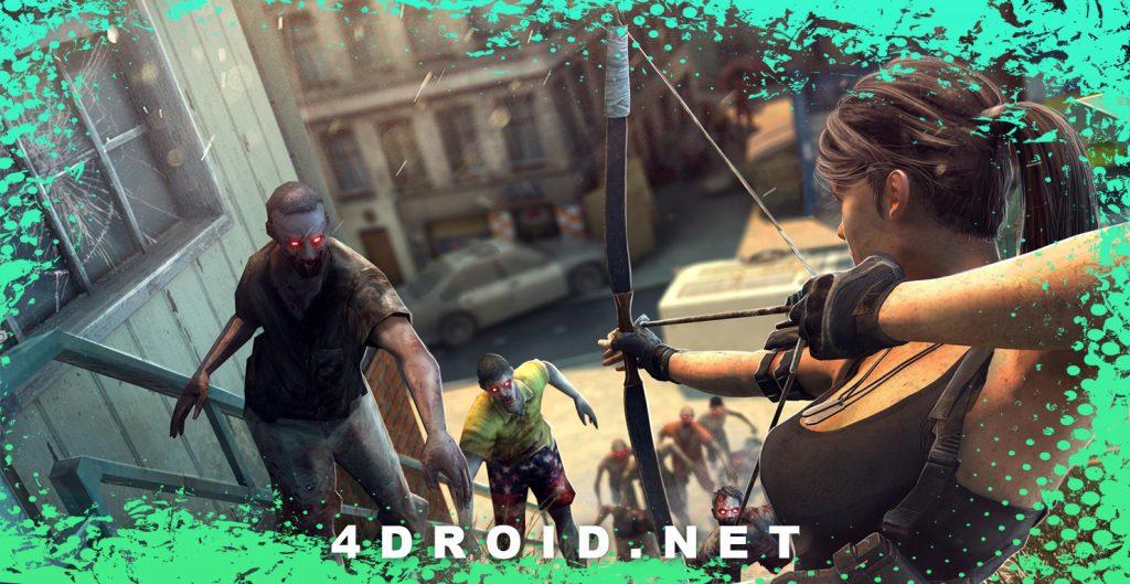 Zombie Frontier 3 مهكرة
