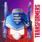 angry birds transformers تحميل
