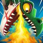 لعبة Hungry Dragon مهكرة