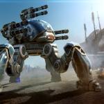 تحميل لعبة War Robots مهكرة
