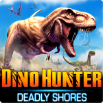 تحميل لعبة DINO HUNTER: DEADLY SHORES مهكرة